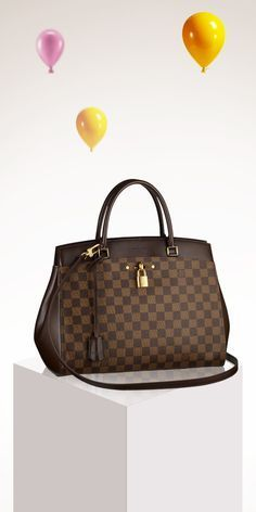Is the Louis Vuitton Rivoli Handbag on your holiday wishlist this season?