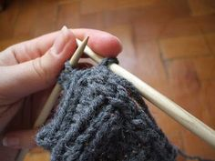 Russian cast off tutorial, stretchy, good for rib and here it is, my favorite cast off!!!