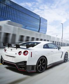 The Nissan GT-R has a reputation for getting gradually more expensive as each year passes, but 2016 will be different. The GT-R Premium, Black Edition, and NISMO will remain at the same price as t Nissan Gtr Nismo, Nissan Skyline Gtr, Gt R, Rolls Royce, Lamborghini, Ferrari 458, Porsche, Ford, Mc Laren