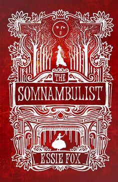 Paperback cover for The Somnambulist, published January 2012