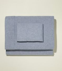 Oxford Flannel Sheet Set
