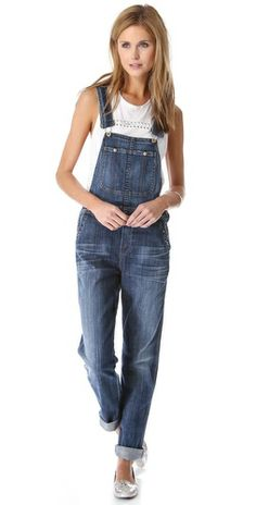 Citizens of Humanity Quincy Overalls. I dont care what anyone says...i love overalls lol