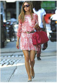 Copia el 'look' de Olivia Palermo - ELLE.ES