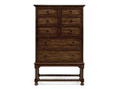 Shop for Bernhardt Tall Chest, 345-119, and other Bedroom Chests and Dressers at Englishman's Interiors in Dallas, TX.