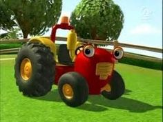 Traktor Tom Nederlands Gesproken Tekenfilm - YouTube