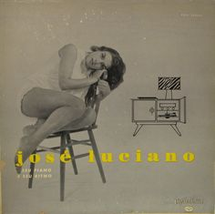 Jose Luciano seu Piano e seu Ritmo - (1957, Copacabana))