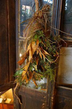 自由が丘のお花屋さん ブリキのジョーロ | Dry flower works