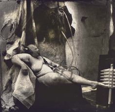 Joel Peter Witkin's Sanitarium                                                                                                                                                                                 More