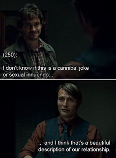 Texts from Hannibal's office