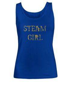 STEAM GIRL Women's Tank Top