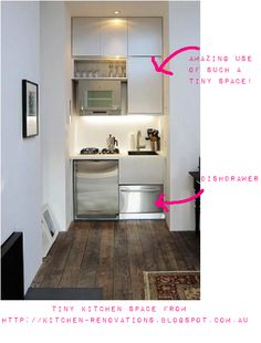 dishdrawer small kitchen white renovation storage