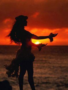 .  hula sunset www.showcasebot.com