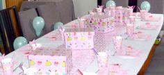 DIY hvordan pynte til Baby-shower