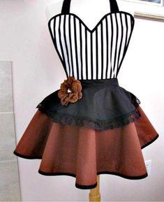 Trophy Wife, Wardrobe Closet, Peplum Dress, Apron, Dresses, Fashion, Vestidos, Moda, Linen Cupboard