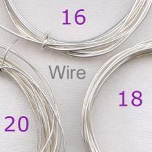 Understanding wire for jewelry making - new season bijouterie Wire Jewelry Making, Jewelry Tools, Jewelry Making Tutorials, Jewelry Making Supplies, Wire Wrapped Jewelry, Metal Jewelry, Jewelry Crafts, Beaded Jewelry, Handmade Jewelry
