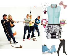 """If I Were In R5 206"" by jordybell ❤ liked on Polyvore"