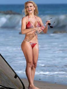 Marissa Everhart for 138 Water Bikini Photoshoot in Malibu