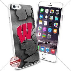 """NCAA,Wisconsin Badgers,iPhone 6 4.7"""" & iPhone 6s Case Cov... https://www.amazon.com/dp/B01I3J1N6E/ref=cm_sw_r_pi_dp_llSFxbFW84WMX"""