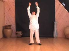 Tai Chi Qigong Set 2 (Ten Movements) - YouTube