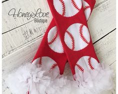 SET Hot Pink and White Zebra leg warmers baby by HoneyLoveBoutique