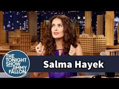Salma Hayek tried convincing her husband she was having an affair to get him to let her adopt another rescue animal. Subscribe NOW to The Tonight Show Starri...