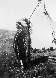 Rocky Boy (aka Stonechild) - Chippewa Cree - 1871