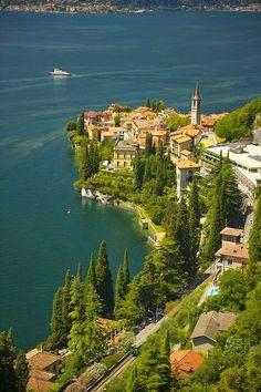 Lake Como . Italy