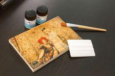 DIY: Foto auf Holz übertragen mit Foto-Potch