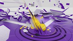 Short sequence tests produced to illustrate a concept for Bein Sport news Rebrand (TV channel). Unfortunately, this project was an unsuccessful pitch. Made in collaboration with W2P production.