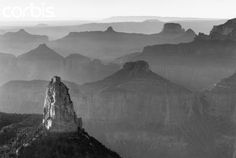 From Point Imperial, Grand Canyon National Park, 1942 by Ansel Adams