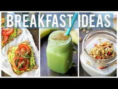 Quick & Healthy Breakfast Ideas For Lazy Days