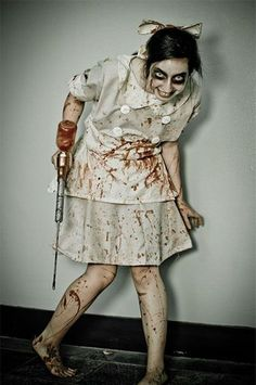 20 Scary Costume For Halloween To Scare The Hell Out Of Your Friend