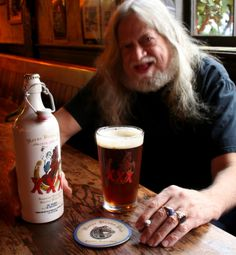 The late Don Younger, founder of the Horse Brass Pub in Portland, OR.