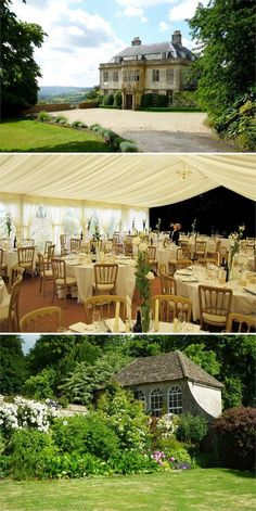 Looking For Wedding Venues In The Cotswolds Historic Hamswell House Is Situated An