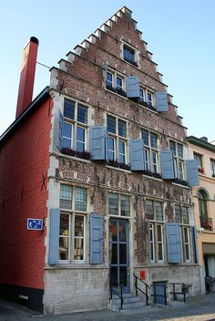 Ghent, East Flanders, Belgium  - Explore the World with Travel Nerd Nici, one Country at a Time. http://travelnerdnici.com