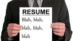 Get Rid Of The Boring Career Summary On Your Resume, Use This Instead.
