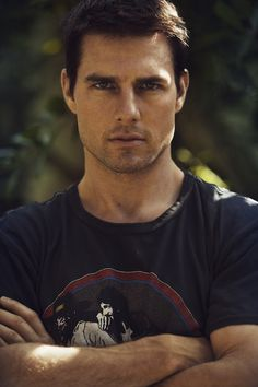 Tom Cruise.  YOU my dear man, are still one of the hottest men around.