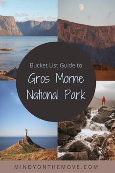 Gros Morne National Park, in Newfoundland, Canada, is an unsung treasure that should skyrocket to the top of your bucket list travels!  In this post, I will provide you with the ultimate Gros Morne National Park bucket list hikes, sites, adventures and more in hopes to inspire your first visit. #canada #travel #bucketlist #newfoundland #nationalparks #explorecanada #traveltips #travelblogger #exploremore #hiking