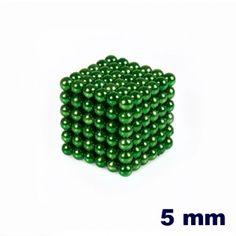NeoCube Verde de 5 mm    http://www.regatron.es/neocube/neocube-verde-cubo-de-216-bolas-de-5-mm-de-diametro.html