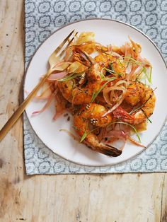 12 Seafood Ideas with Shrimps - GleamItUp