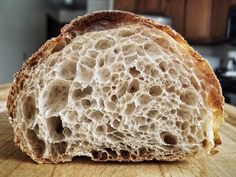 An eBook for the crumb-obsessed sourdough baker. This is an in-depth study of the factors necessary for achieving an open crumb. For intermediates only.