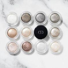 Dior fusion mono eye shadows