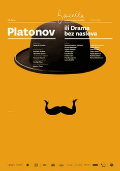 """""""Platonov"""" Studio Cuculic for Gavella city Drama Theatre www.gavella.hr…"""