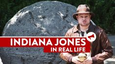 The 'Indiana Jones' Boulder Chase Scene Recreated in Real Life by Improv Everywhere