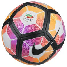Nike Ordem 4 Serie A Match Soccer Ball (Purple/Orange/Pink): http://www.soccerevolution.com/store/products/NIK_80245_E.php