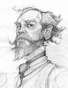 The Art of Iain McCaig © - Blog/Website   (http://iainmccaig.blogspot.ie/)