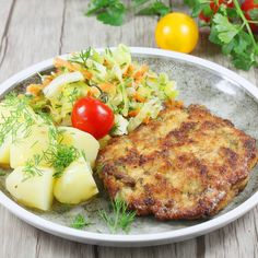 Pork chops with mayonnaise. Lamb Recipes, Cooking Recipes, Polish Recipes, Polish Food, Pork Chops, Cooking Time, Food Inspiration, Main Dishes, Food Porn