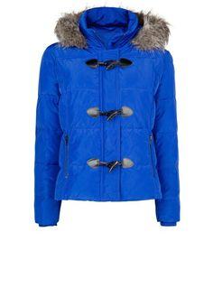 MANGO - CLOTHING - Hooded feather down coat