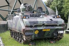 YPR-765 A1 Armoured Tracked Infantry Vehicle KY-55-31