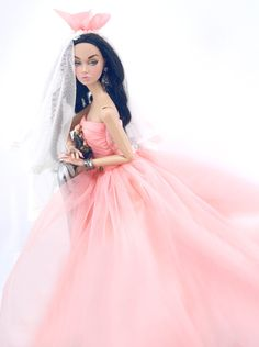 #doll #bridal*gowns   poppy parker  .1.2 qw